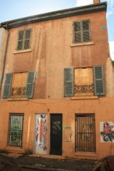 Maison abandonnée, Lyon 7e