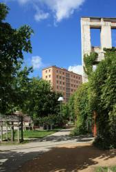 Place Mazagran, Lyon 7e
