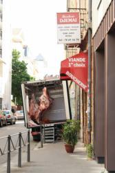 Livraison boucherie, rue Sébastien Gryphe, Lyon 7e