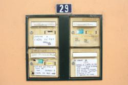 Boîte à lettres spéciale, Lyon 7e