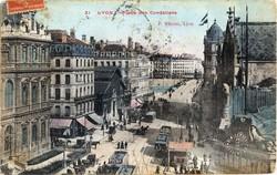Lyon : La Place des Cordeliers