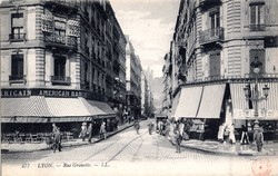 Lyon : Rue Grenette