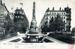 Lyon : Le Monument Carnot