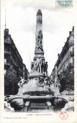 Lyon : Statue de Carnot
