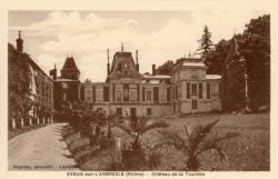 Eveux (Rhône) : Château de la Tourette