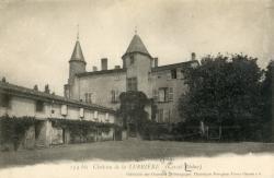 Cercié (Rhône) : Château de la Terrière
