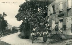 Curis-au-Mont-d'Or (Rhône) : La Mairie
