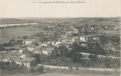 Fleurieu-sur-Saône (Rhône) : Vue générale
