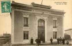 Craponne (Rhône) : La Salle des Fêtes