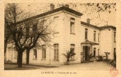 Caluire-et-Cuire (Rhône) : La Rivette, façades Est et Sud