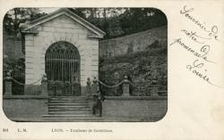 Caluire-et-Cuire (Rhône) : Tombeau de Castellane