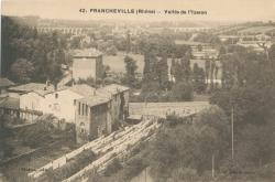 Francheville (Rhône) : Vallée de l'Izeron