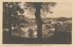 Francheville (Rhône) : Le village
