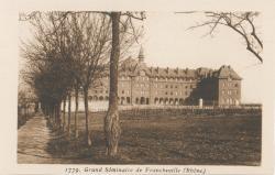 Grand Séminaire de Francheville (Rhône)