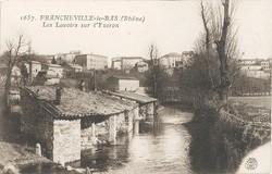 Francheville (Rhône) : Les Lavoirs sur L'Yzeron