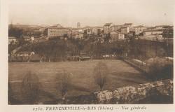 Francheville (Rhône) : Vue générale