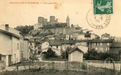 Châtillon (Rhône) : Vue générale