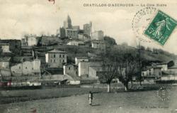 Châtillon (Rhône) : La Côte Noire