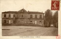 Chessy (Rhône) : La mairie