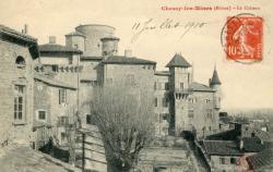 Chessy (Rhône) : Le Château