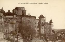 Chessy (Rhône) : Le Vieux Château