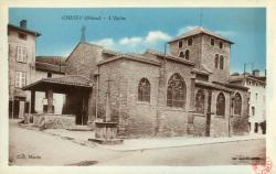 Chessy (Rhône) : L'église