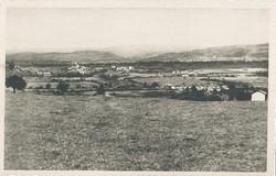 Dommartin (Rhône) : Vue générale