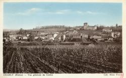 Charly (Rhône) : Vue générale du Centre