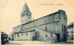 Beaujeu (Rhône) : L'Eglise