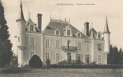 Dareizé (Rhône) : Château de Montelus