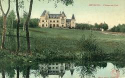 Amplepuis (Rhône) : Château du Crêt