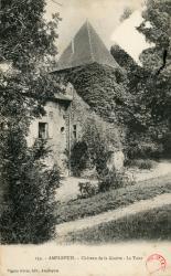 Amplepuis (Rhône) : Château de la Goutte - La Tour