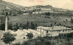Cublize (Rhône) : Usine Naconne