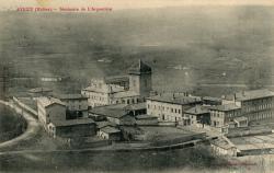 Aveize (Rhône) : Séminaire de l'Argentière