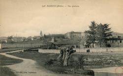 Bagnols (Rhône) : Vue générale