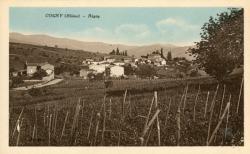 Cogny (Rhône) : Régny