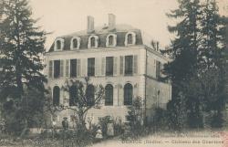 Denicé (Rhône) : Château des Charmes