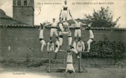"""La """"Jeanne d'Arc"""" de Collonges-au-Mont-d'Or (Rhône)"""