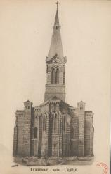 Bessenay (Rhône) : L'église