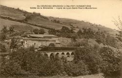 De Courzieu-Brussieu (Rhône) à Sainte-Foy-l'Argentière