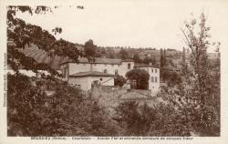 Brussieu (Rhône) : Charfetain, Ancien Fief et ancienne demeure de Jacques Coeur