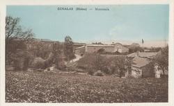 Echalas (Rhône) : Montmain