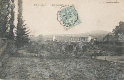 Fleurie (Rhône) : Les Grottes