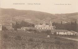Emeringes (Rhône) : Château Vullierme