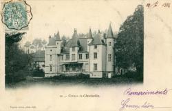 Château de Claveisolles (Rhône)