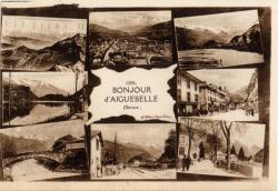 Bonjour d'Aiguebelle (Savoie)