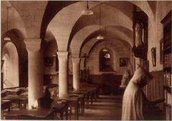 Abbaye N.-D. d'Aiguebelle : Le Scriptorieum (XIIe s.)