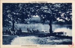 La Savoie Touristique : Braine-le-Comte ; Le port et les bords du lac