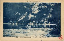 La Savoie Touristique : Lac d'Aiguebelette ; Le Gruy ; La Pointe à Michelon