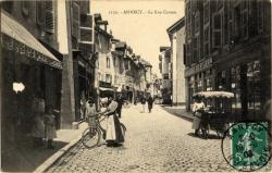 Annecy : La Rue Carnot